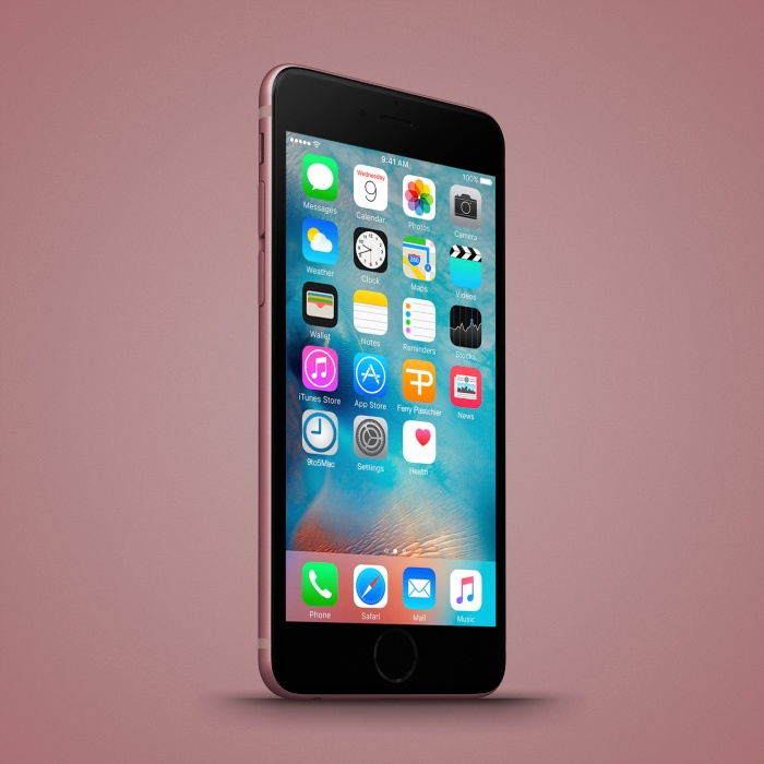 Anh dung iPhone 6C nhieu mau sac, dang giong 6S hinh anh 7
