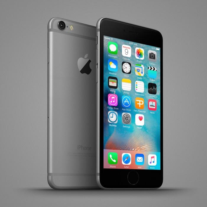 Anh dung iPhone 6C nhieu mau sac, dang giong 6S hinh anh 9