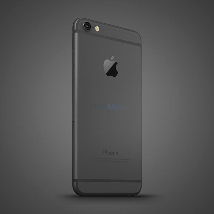 Anh dung iPhone 6C nhieu mau sac, dang giong 6S hinh anh 10