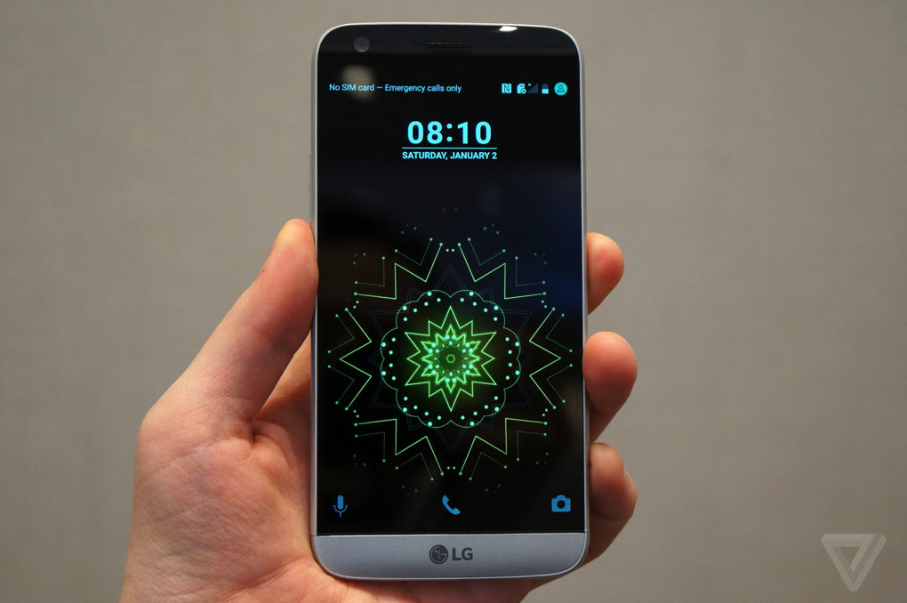 Can canh LG G5: Dinh nghia lai smartphone Android cao cap hinh anh 1