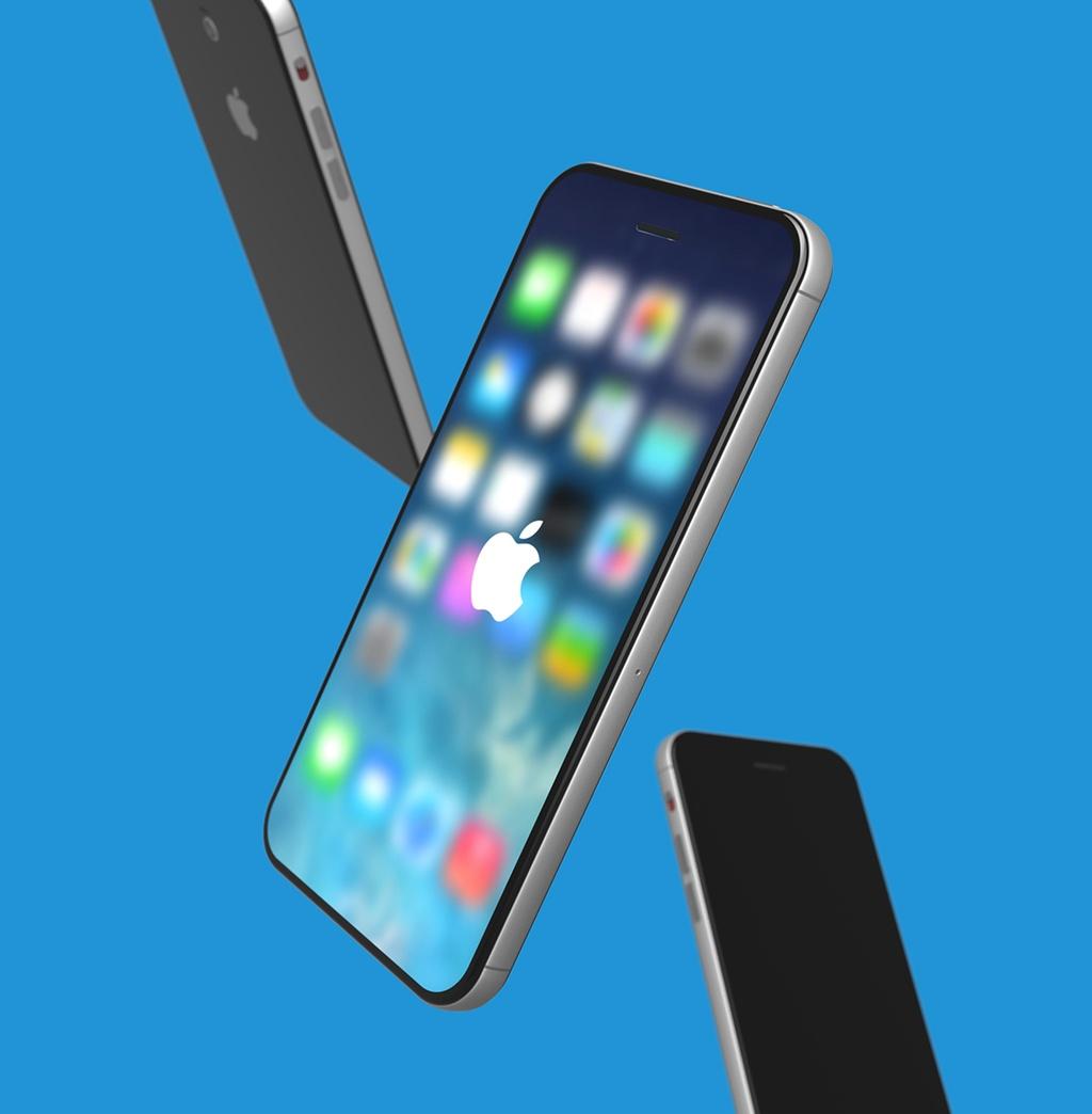 Ban dung iPhone 8 voi man hinh sieu cam ung hinh anh 4