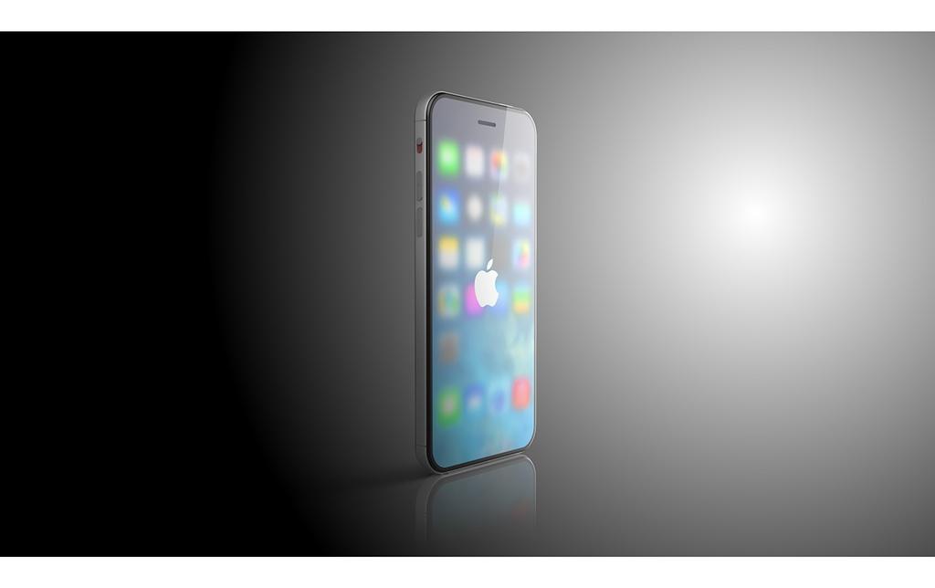 Ban dung iPhone 8 voi man hinh sieu cam ung hinh anh 1