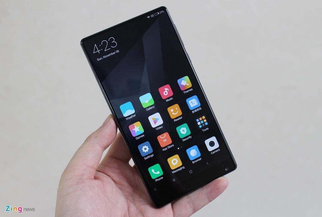 Xiaomi Mi Mix ve Viet Nam anh 2