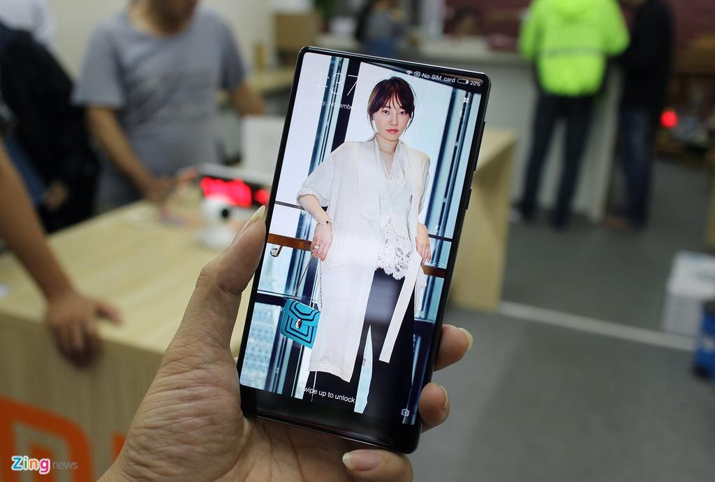 Xiaomi Mi Mix ve Viet Nam anh 6