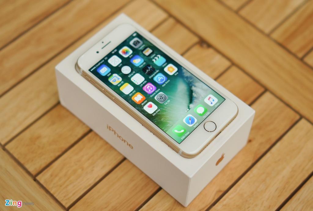 Mo hop iPhone 7 chinh hang dau tien tai Viet Nam hinh anh 6
