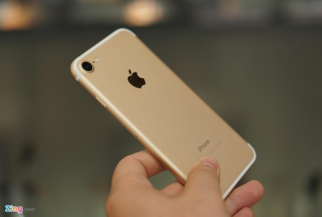Mo hop iPhone 7 chinh hang dau tien tai Viet Nam hinh anh 8