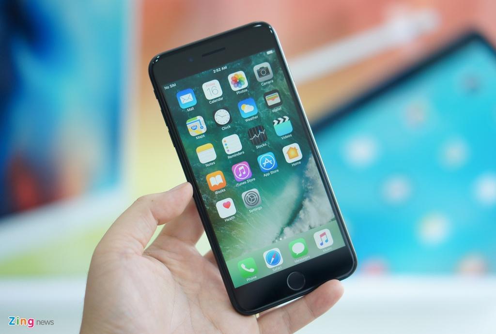 Mo hop iPhone 7 chinh hang dau tien tai Viet Nam hinh anh 7