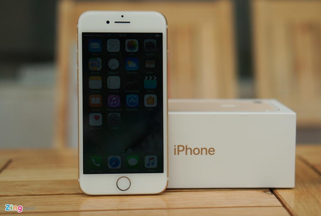 Mo hop iPhone 7 chinh hang dau tien tai Viet Nam hinh anh 12