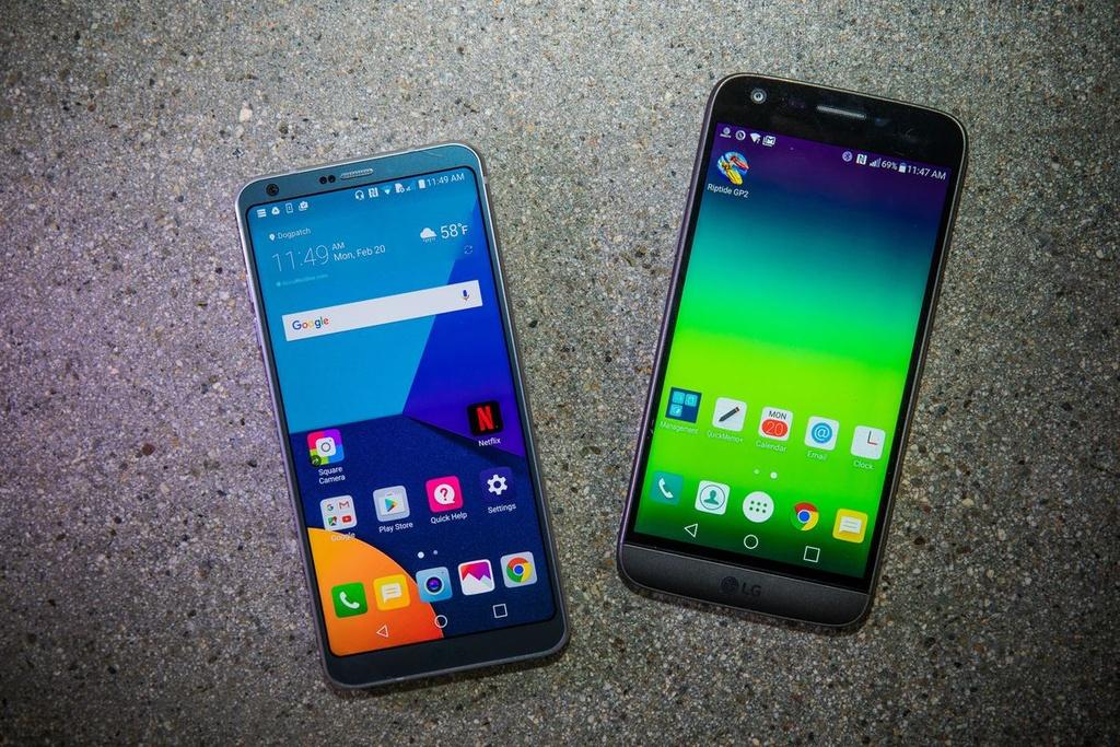Anh thuc te LG G6: Ong vua dien thoai Android moi? hinh anh 8