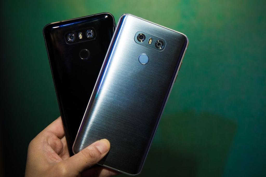 Anh thuc te LG G6: Ong vua dien thoai Android moi? hinh anh 7