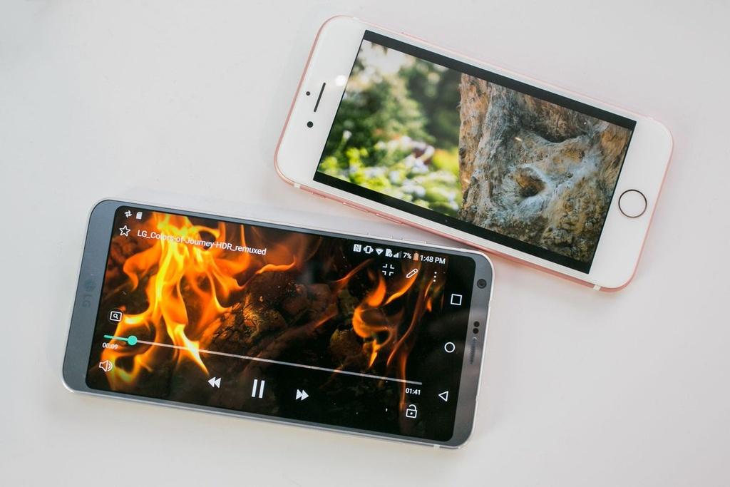 Anh thuc te LG G6: Ong vua dien thoai Android moi? hinh anh 9