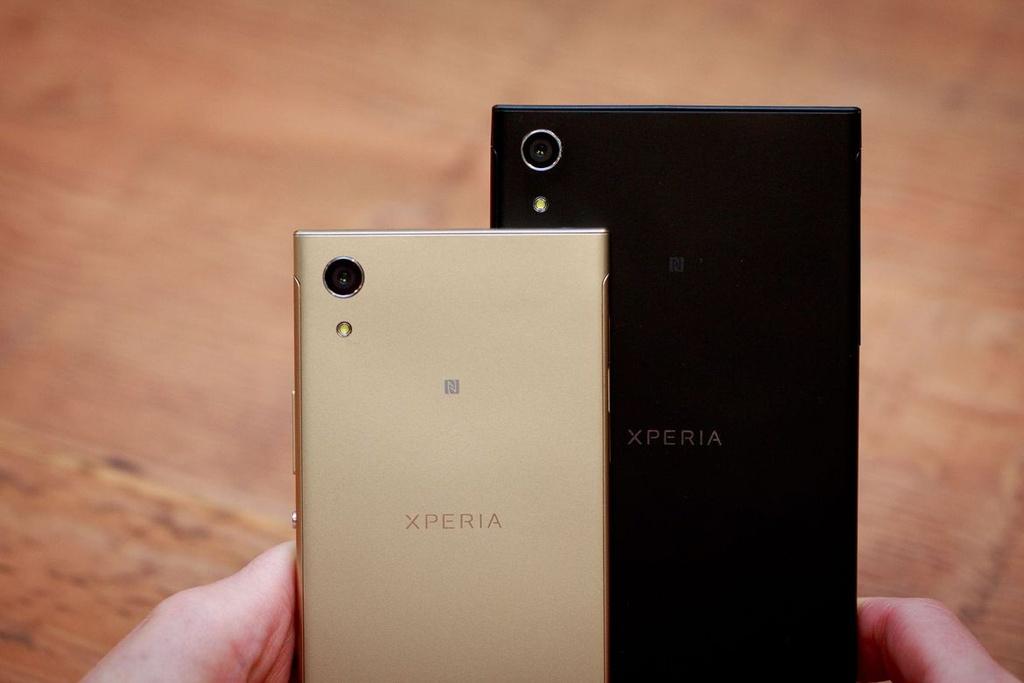 Anh thuc te Xperia XZ Premium anh 9