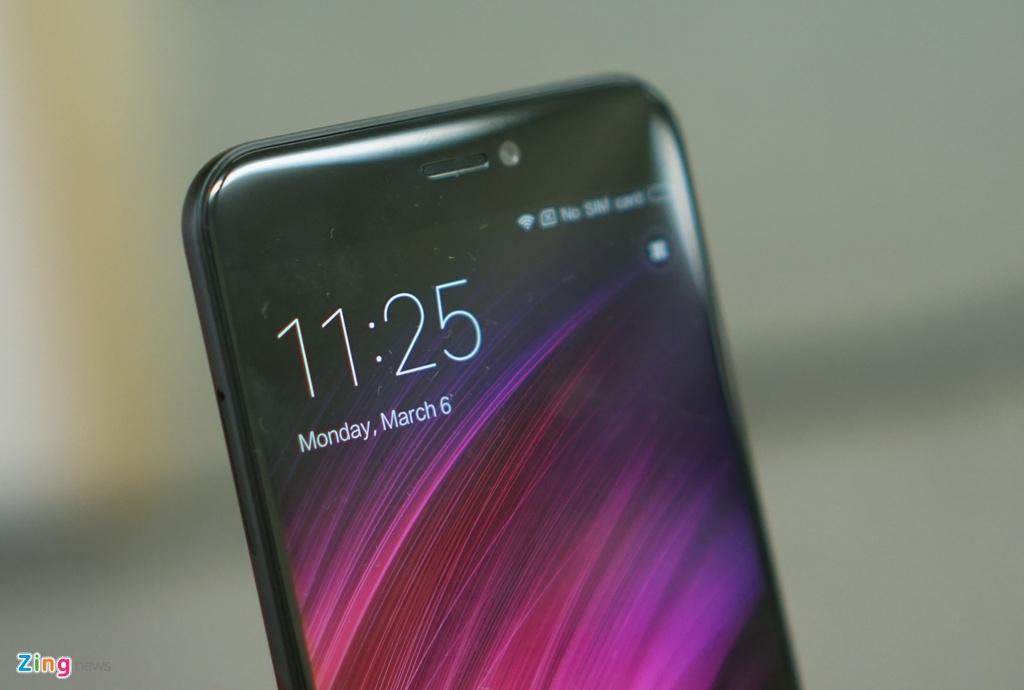 Xiaomi Mi 5c ve Viet Nam: Thiet ke cao cap, hieu nang trung binh hinh anh 4