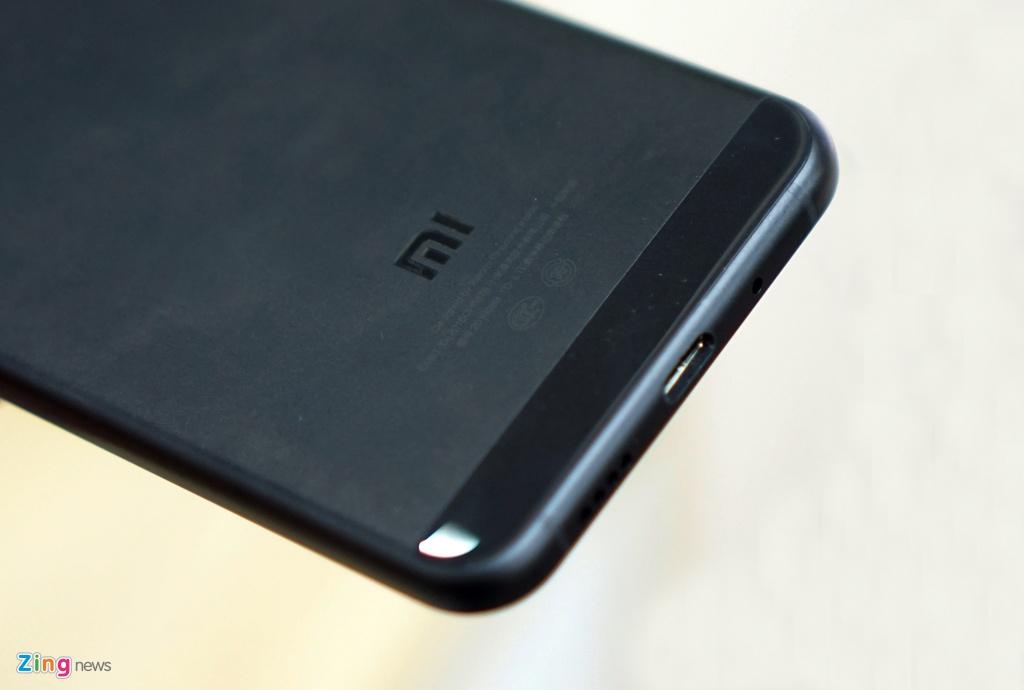 Xiaomi Mi 5c ve Viet Nam: Thiet ke cao cap, hieu nang trung binh hinh anh 5