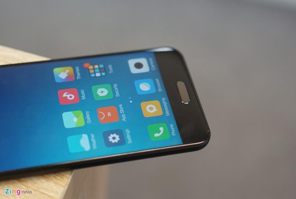 Xiaomi Mi 5c ve Viet Nam: Thiet ke cao cap, hieu nang trung binh hinh anh 6