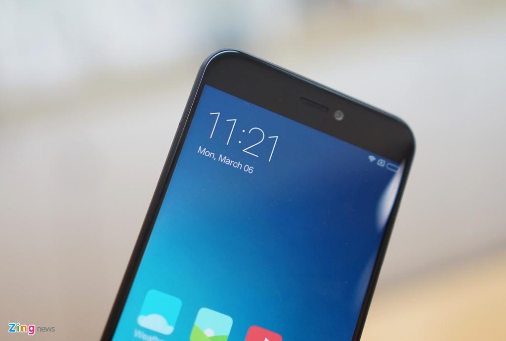 Xiaomi Mi 5c ve Viet Nam: Thiet ke cao cap, hieu nang trung binh hinh anh 10