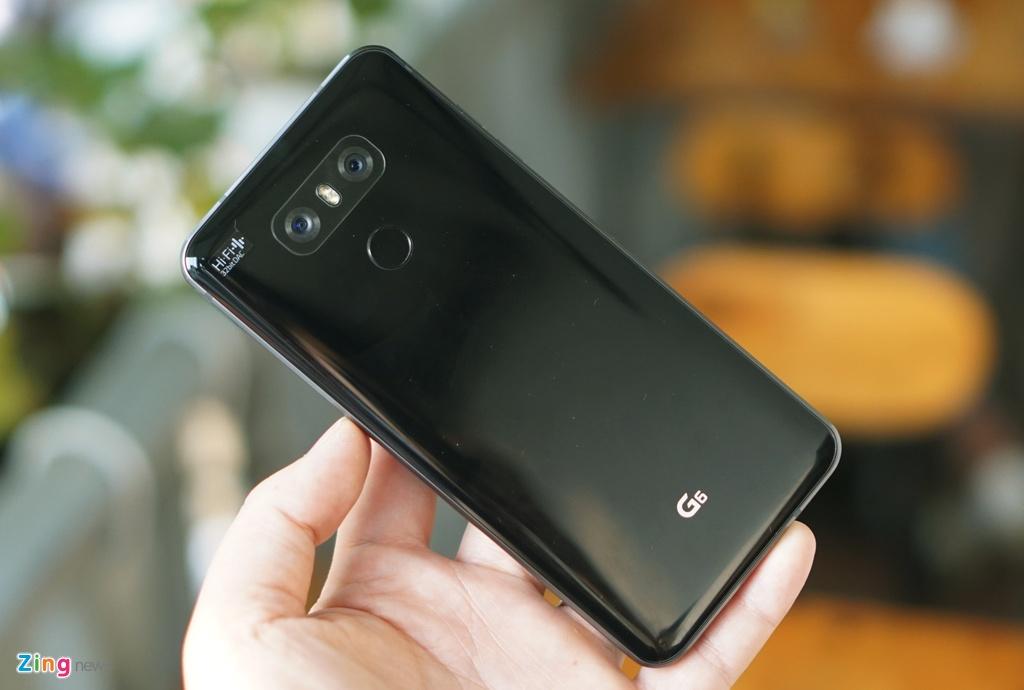 LG G6 ve Viet Nam: Dang nho gon, gia 16,7 trieu dong hinh anh 12