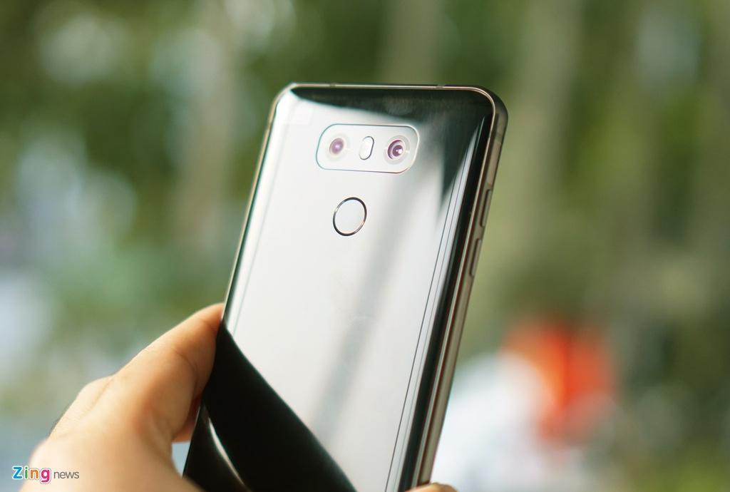 LG G6 ve Viet Nam: Dang nho gon, gia 16,7 trieu dong hinh anh 8