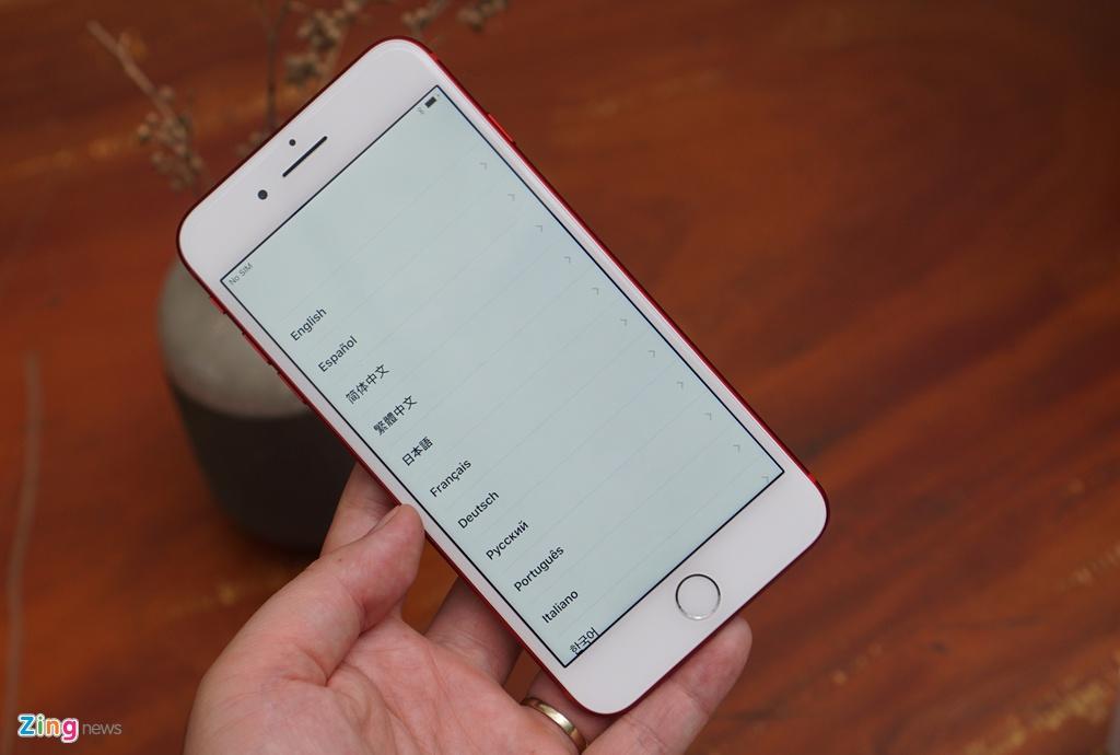 Anh thuc te iPhone 7 Plus mau do anh 5