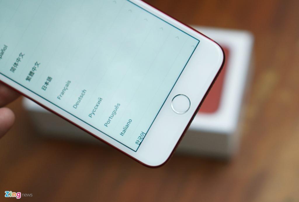 Anh thuc te iPhone 7 Plus mau do anh 7