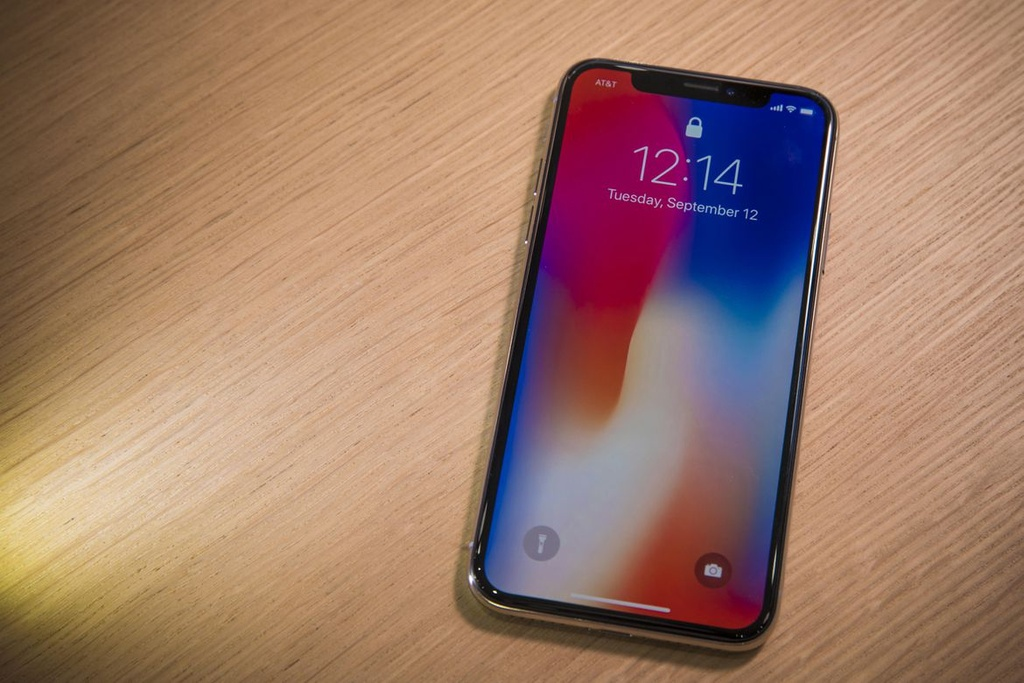 Anh thuc te iPhone X: Smartphone cua tuong lai hinh anh 13