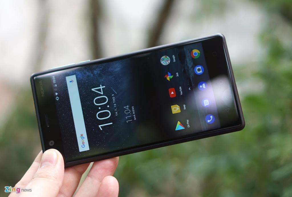 Danh gia Nokia 3: Smartphone gia re, thiet ke ua nhin hinh anh 2