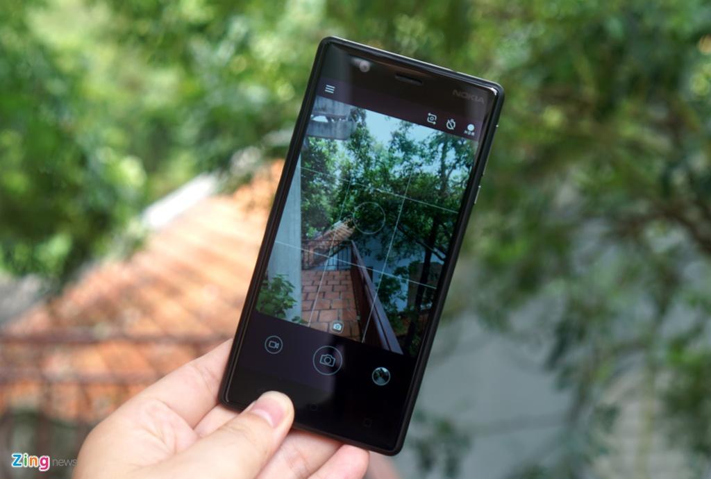 Danh gia Nokia 3: Smartphone gia re, thiet ke ua nhin hinh anh 5