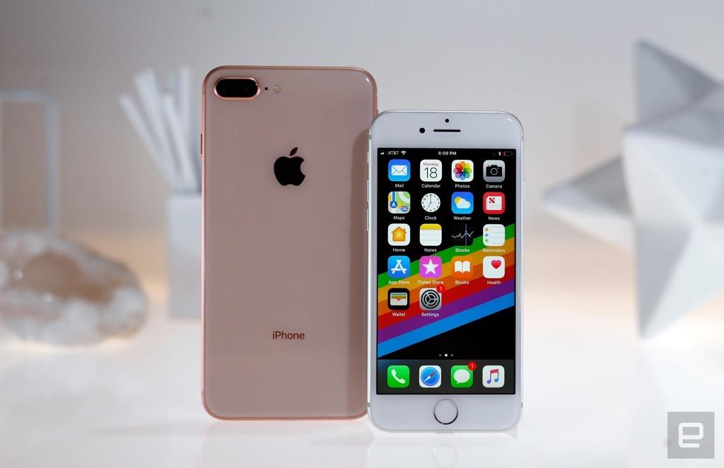 Bao My danh gia iPhone 8: Tot toan dien nhung nen doi iPhone X hinh anh 3