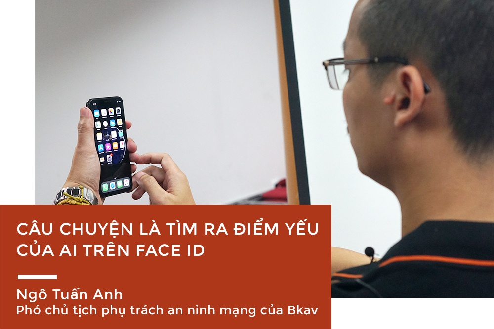 Bkav qua mat Face ID tren iPhone X nhu the nao? hinh anh 3