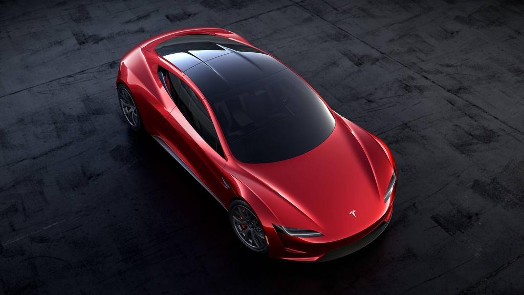 Elon Musk ra mat xe mui tran tang toc nhanh nhat the gioi hinh anh 7