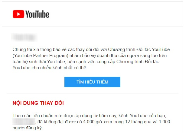 Cong dong YouTube Viet sau chinh sach moi anh 1