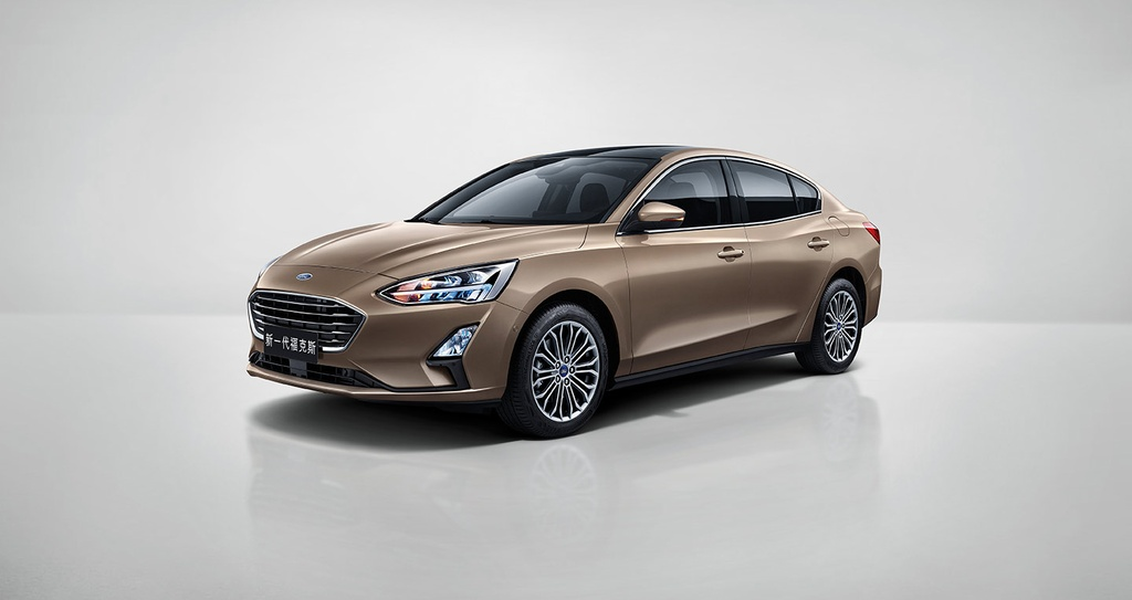Anh Ford Focus 2019: Lot xac toan dien hinh anh 1