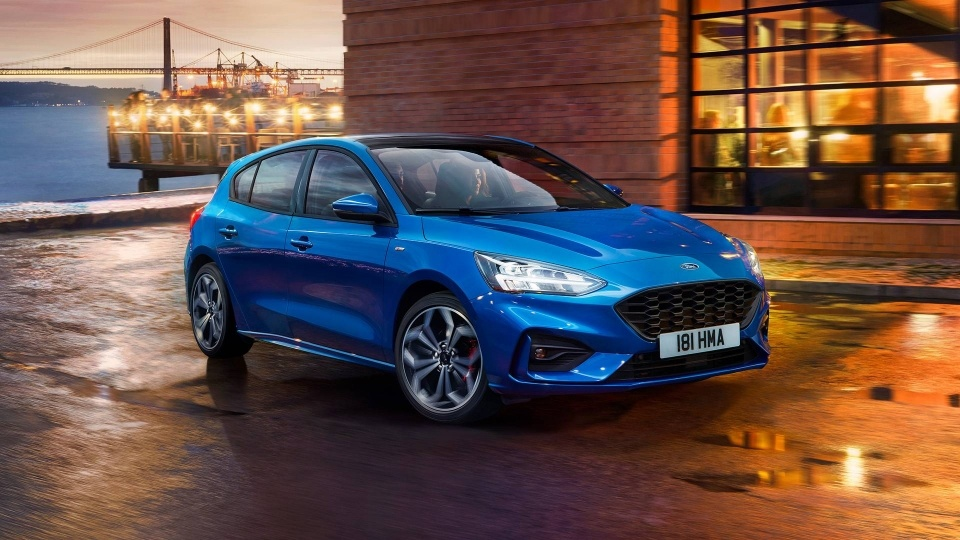 Anh Ford Focus 2019: Lot xac toan dien hinh anh 6