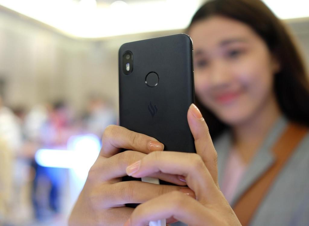 Vsmart o dau tren ban do smartphone Viet? anh 3