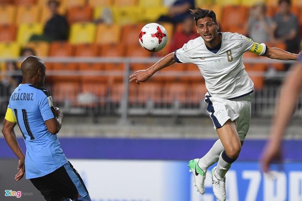 U20 Italy 0-1 U20 Uruguay anh 2