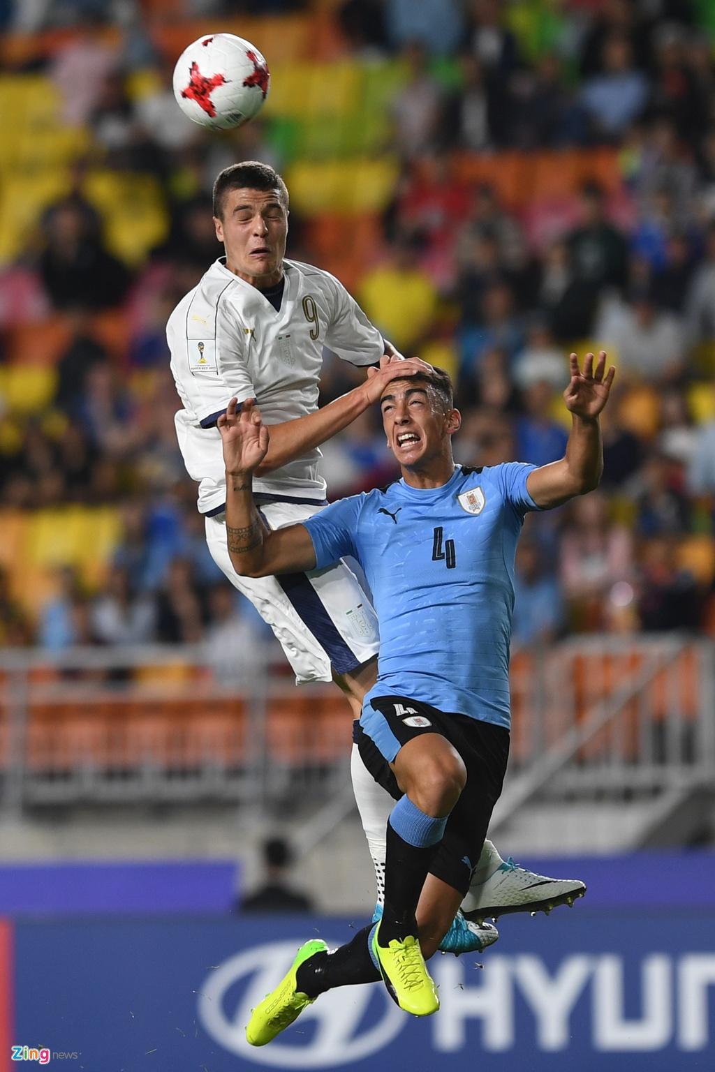 U20 Italy 0-1 U20 Uruguay anh 3