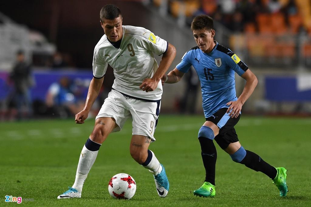 U20 Italy 0-1 U20 Uruguay anh 4