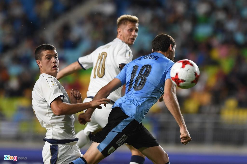 U20 Italy 0-1 U20 Uruguay anh 5