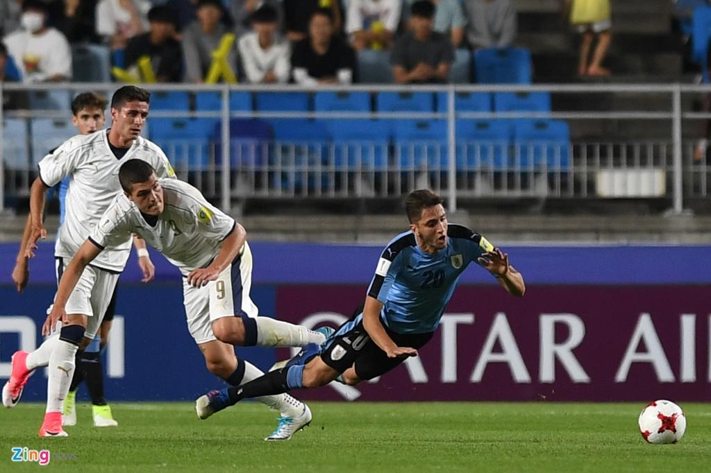 U20 Italy 0-1 U20 Uruguay anh 10