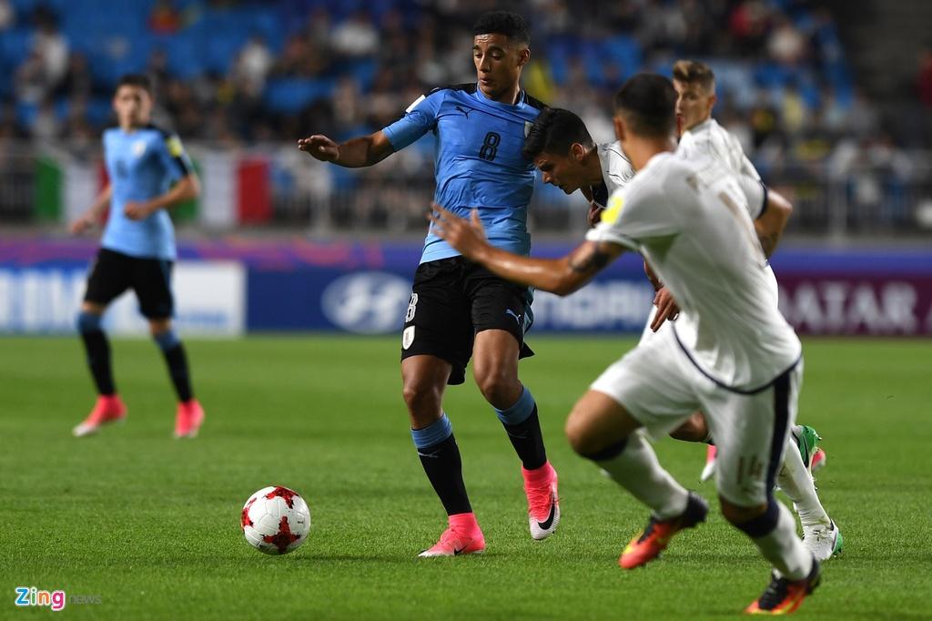 U20 Italy 0-1 U20 Uruguay anh 11