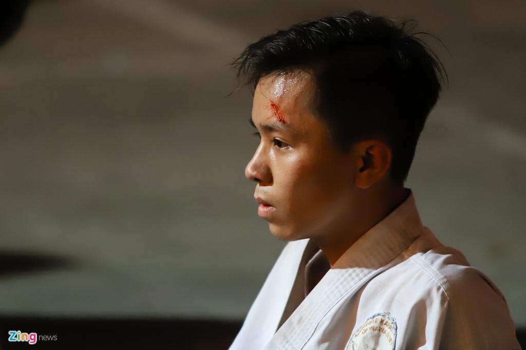 Flores ngoi khen dung khi cac mon do Karate Shorin-ryu hinh anh 3