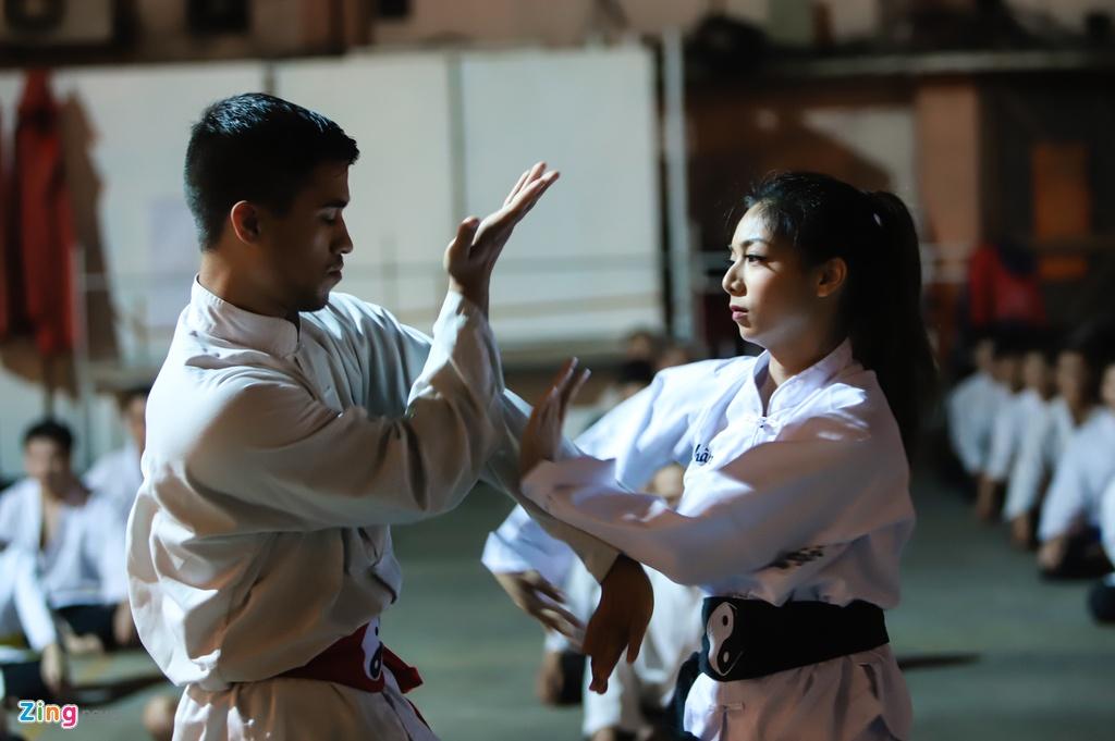 Flores ngoi khen dung khi cac mon do Karate Shorin-ryu hinh anh 13