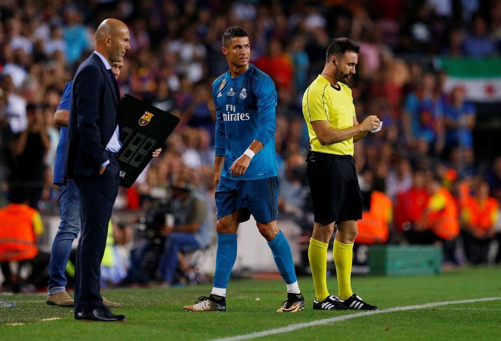 Real Madrid lam canh khon cung vi chan thuong va the phat hinh anh 6