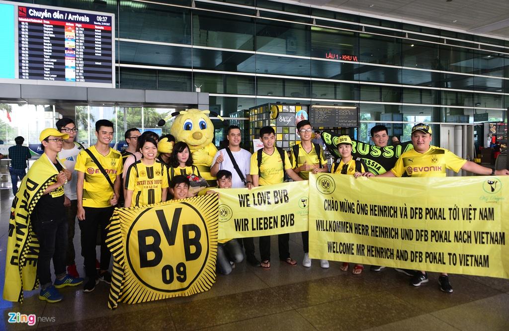 Huyen thoai Dortmund an tuong truoc su chao don cua fan Viet hinh anh 6