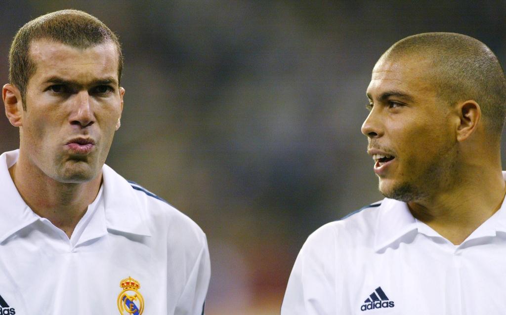 Tron 15 nam 'Nguoi ngoai hanh tinh' Ronaldo ra mat Real Madrid anh 4