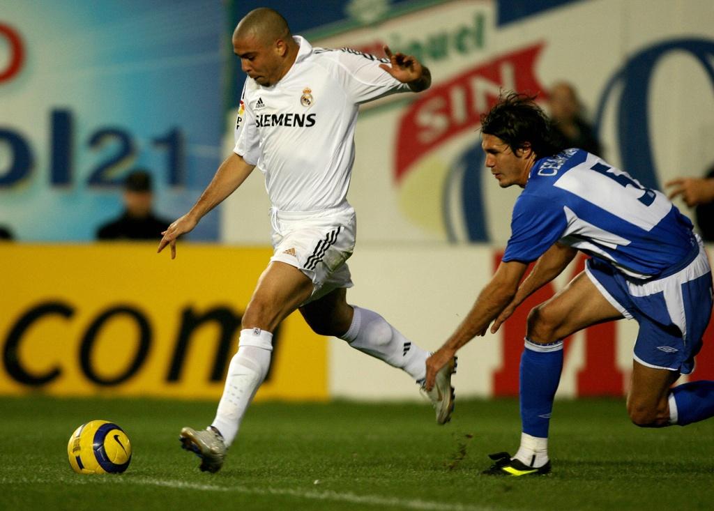 Tron 15 nam 'Nguoi ngoai hanh tinh' Ronaldo ra mat Real Madrid anh 9