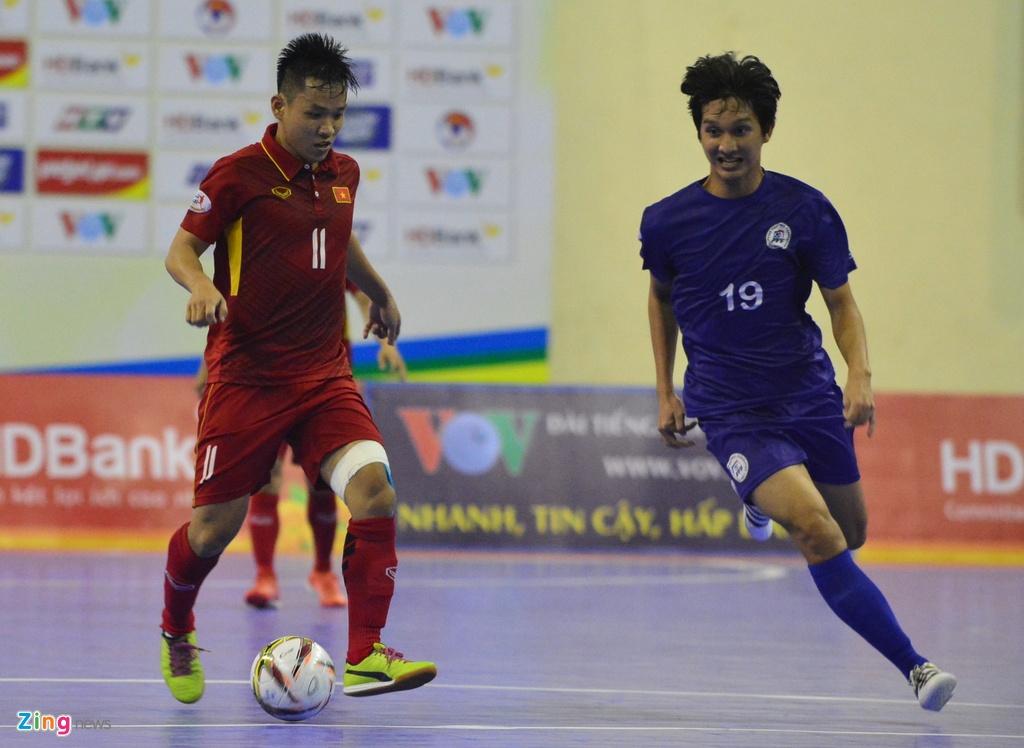 Con giau bai, DT futsal Viet Nam van huy diet Philippines 24-0 hinh anh 10