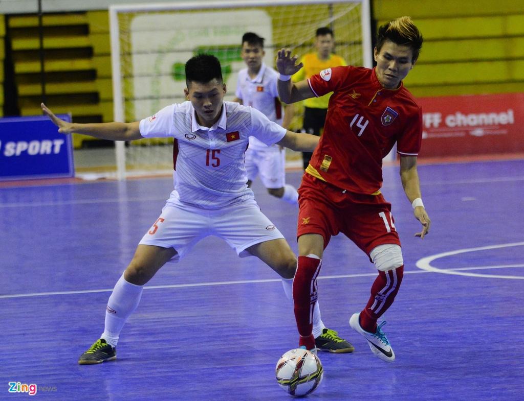 Cho chung ket trong mo giua futsal Viet Nam va Thai Lan hinh anh 7