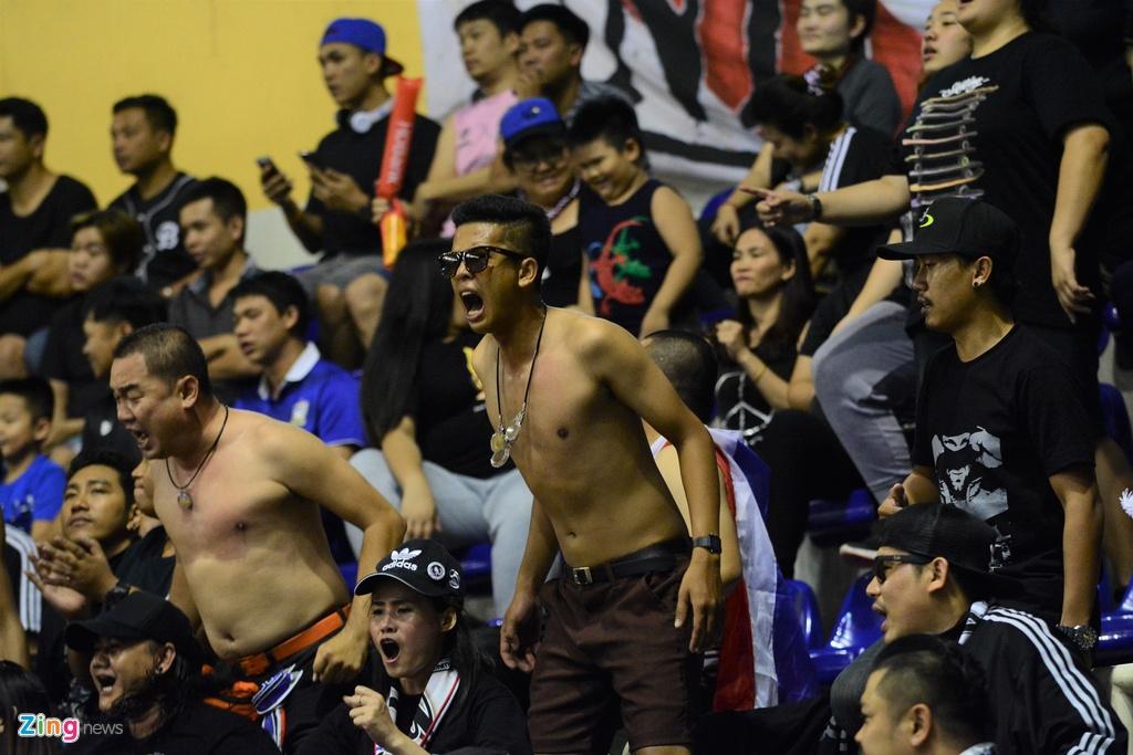 CDV Thai Lan quay tung o giai futsal Dong Nam A anh 5