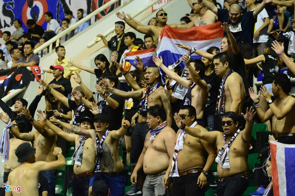CDV Thai Lan quay tung o giai futsal Dong Nam A anh 8